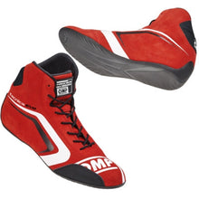 OMP Tecnica Evo Driving Shoes - Red