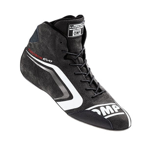OMP Tecnica Evo Driving Shoes - Black