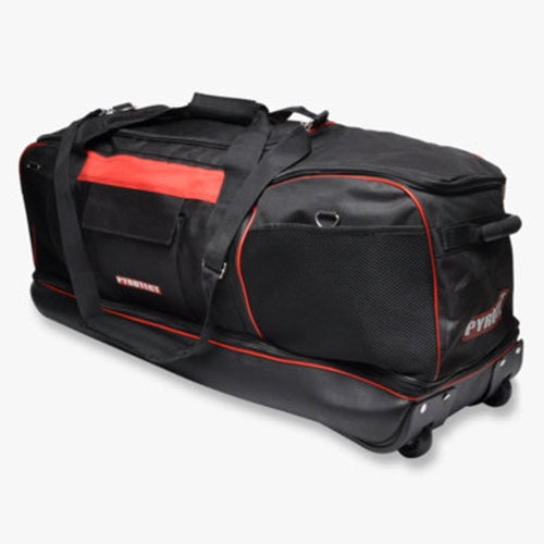 Pyrotect 9 Compartment Rolling Gear Bag