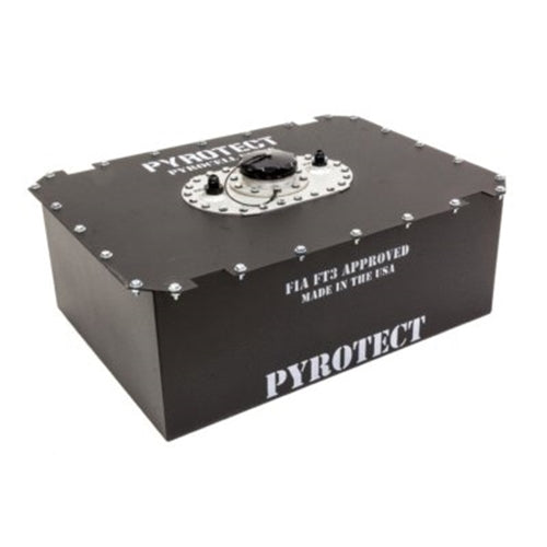 Pyrotect PyroCell Elite 15 Gallon Steel Fuel Cell