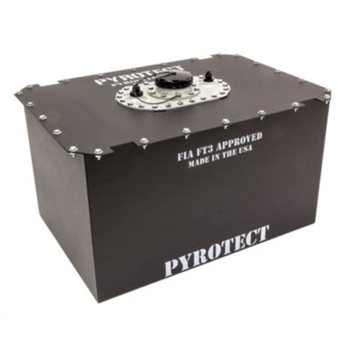 Pyrotect PyroCell Elite 22 Gallon Steel Fuel Cell - PE122B