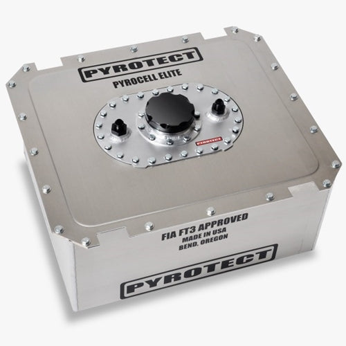 Pyrotect PyroCell 22 Gallon Aluminum Fuel Cell with Angled Bottom