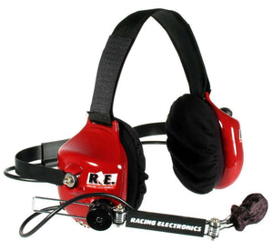 Racing Electronics Headset