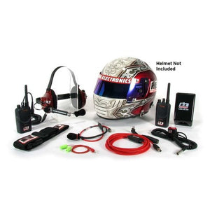 Racing Electronics Motorola 2-Man Stingray 2-Way Radio System