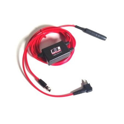 Racing Electronics Car Harness - Motorola 2-Pin 3-Conductor