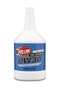 Red Line 0W30 Synthetic Motor Oil 11114