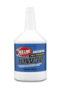 Red Line 10W30 Synthetic Motor Oil 11304