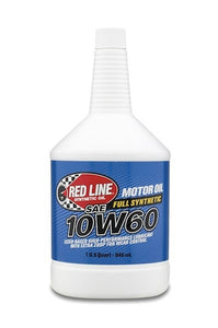 Red Line 10W60 Synthetic Motor Oil 11704