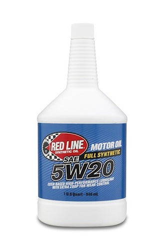 Red Line 5W20 Synthetic Motor Oil 15204