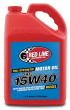 Red Line 15W40 Synthetic Diesel Motor Oil 21405