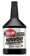 Red Line 10W50 Powersports Oil 42604