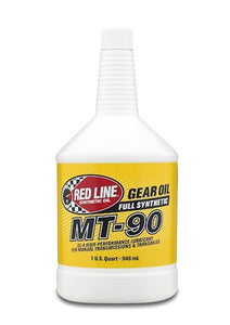 Red Line MT-90 75W90 GL-4 Manual Transmission Fluid 50304