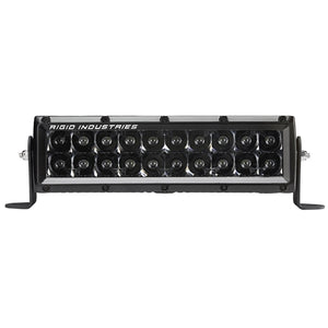 Rigid Industries 10 Inch Spot Midnight E-Series Pro Light Bar 110213BLK