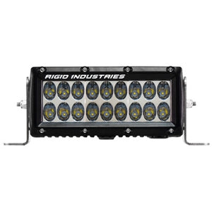 "Rigid Industries 17561 E2-Series 6"" LED Driving Light Bar"