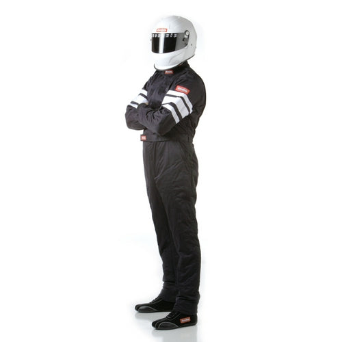 RaceQuip 120 Series Multi-Layer Race Suit - Black