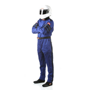 RaceQuip 120 Series Multi-Layer Race Suit - Blue