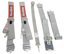 RaceQuip 5-Pt Latch and Link Harness