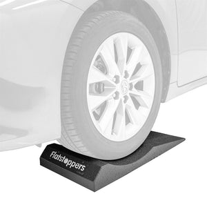 "Race Ramps 14"" Wide Flatstoppers Car Storage Ramps - 4 Pack"