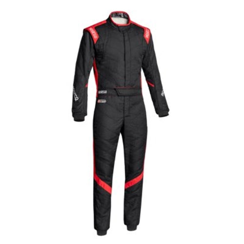 Sparco Victory RS-7 Race Suit - Black/Red