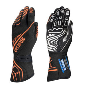 Sparco Lap RG-5 Gloves - Black/Orange