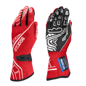 Sparco Lap RG-5 Gloves - Red