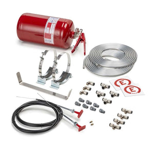 Sparco FIA Fire Suppression System 014772MSL