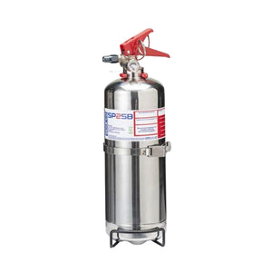 Sparco Ultra-Light FIA Novec Fire Extinguisher 014773BXLN2