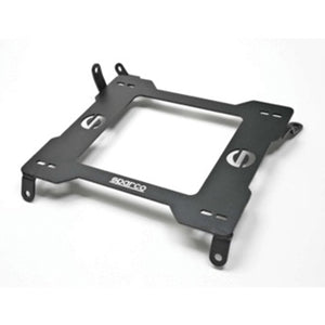 Sparco 600 Series Seat Base Mount LH - 79-98 Mustang