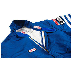 Simpson Classic 2-Layer Driving Jacket - Blue