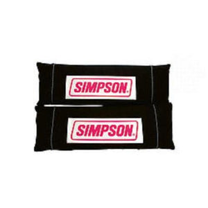 Simpson Harness Pads - Black