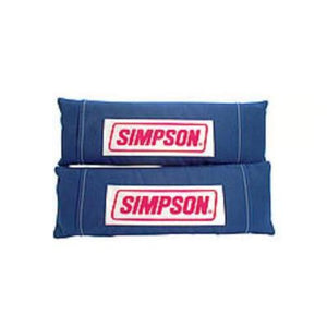 Simpson Harness Pads - Blue