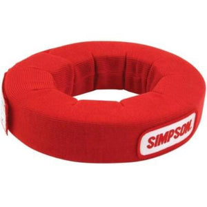 Simpson Padded Neck Support - Red