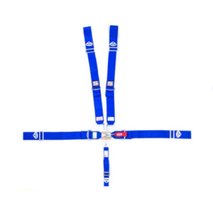 Simpson Sport 5-Point Harness System 29043 - Blue