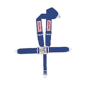Simpson 5-Point FX Harness Blue
