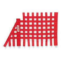 Simpson SFI Trapezoidal Window Net - Red