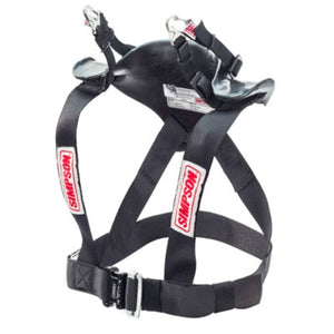 Simpson Hybrid Sport Head and Neck Restraint FIA