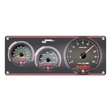Longacre 2-Gauge Aluminum Panel with AccuTech™ SMi™ Gauges & Tach - OP,WT 44470