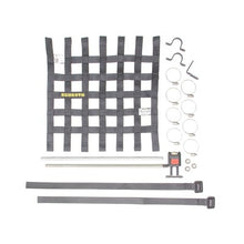 "Schroth Window Net Kit with Hardware - Square 16"" x 16"" Black SR 09043-0"