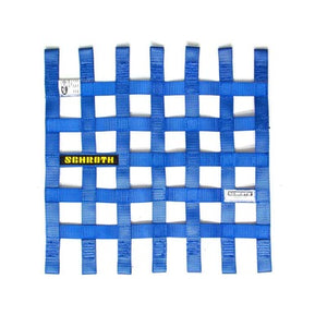 "Schroth Window Net - Square 16"" x 16"" Blue SR 09053-1"