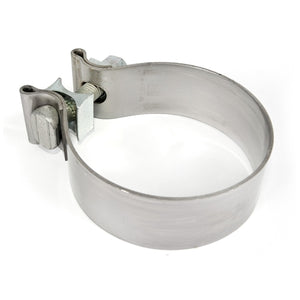 "Stainless Works 2-1/2"" High Torque Accuseal Clamp NBC250"