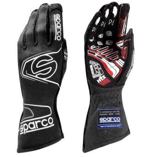 Sparco Arrow RG-7 Evo Gloves - Black/Gray