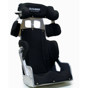 Ultra-Shield FC2 Seat with Black Cover - 10-Degree Layback