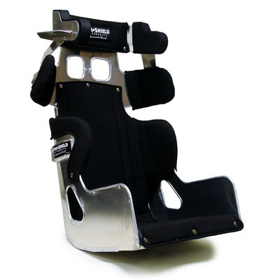 Ultra-Shield FC1 Late Model Seat with Black Cover - 20-Degree Layback