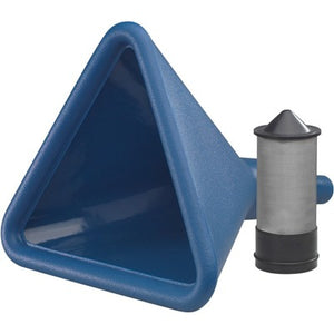 VP Racing Fuels Funnel - Large Funnel with Filter Triangle