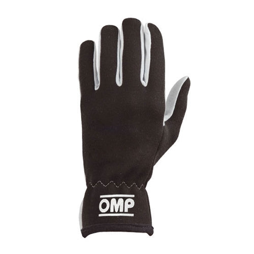 OMP Rally Gloves - Black
