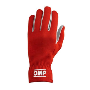 OMP Rally Gloves - Red