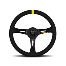 Momo MOD.08 Racing Steering Wheel - Suede