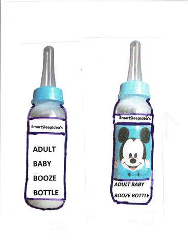 The Original Adult Baby Booze Bottle