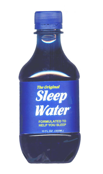 The Original SLEEP WATER, formulated to help   you sleep  (four 8 oz bottle pack)