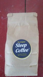 The Original SLEEP COFFEE-  12 oz. regular grind